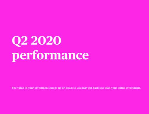 Q2 2020 performance