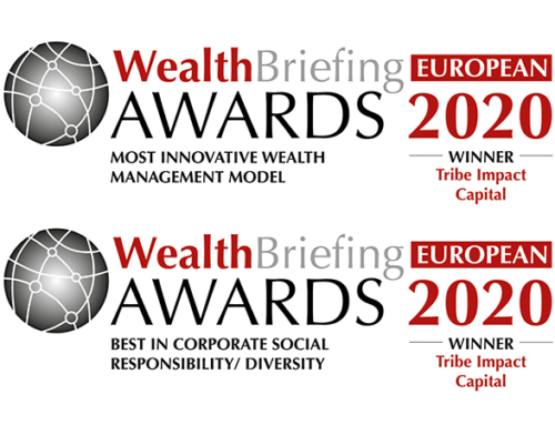 Double win at the 2020 WealthBriefing European Awards