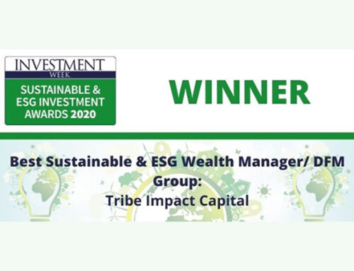 Best Sustainable & ESG Wealth Manager 2020