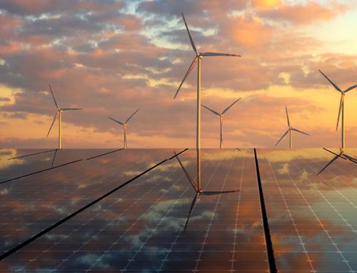 Renewable energy's coming of age