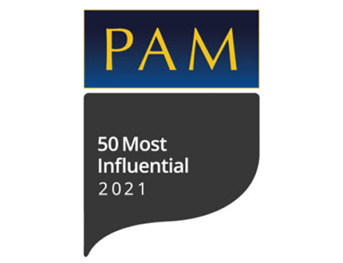 PAM 50 most influential 2021